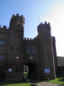 Lullingstone Castle gatehouse