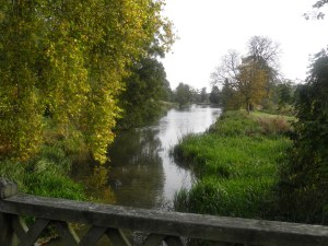 River Chess near Latimer
