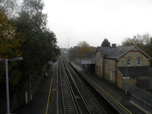 Hollingbourne station
