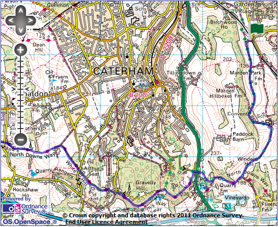 To Happy Valley And Farthing Downs Out Of The Loop