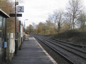 Bow Brickhill station