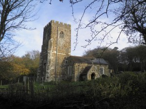 Bow Brickhill church