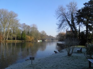 Thames at Pangbourne