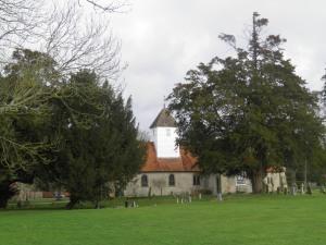 St Nicholas Chapel, Wasing