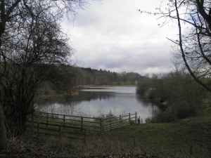 Hollycross Lake