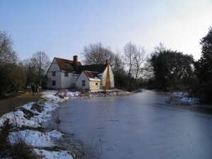 Willy Lott's Cottage aka 'The Hay Wain'