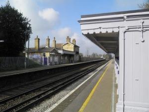 Sole Street station