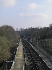 Higham station