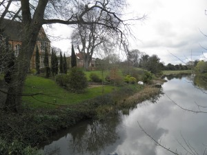 Kennet & Avon Canal at Kintbury