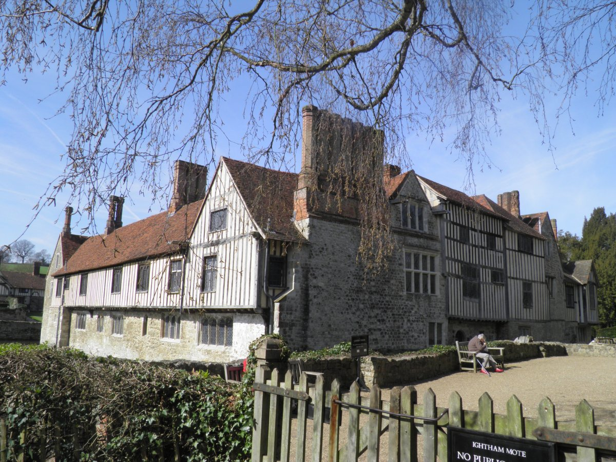 Knole Ightham Mote And Plaxtol Out Of The Loop