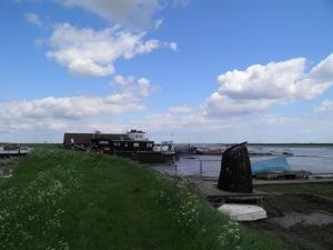 Paglesham quay