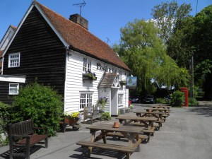 Plough & Sail, Paglesham Eastend