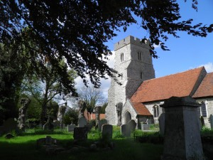 Paglesham church