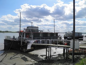 Houseboats, Burnham-on-Crouch