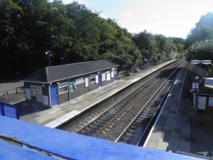 Seer Green & Jordans station