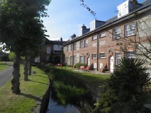 River Misbourne, Amersham Old Town