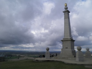 Coombe Hill momument