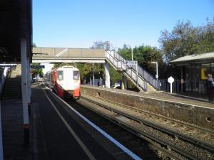 Sunningdale station