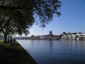 Henley from the river