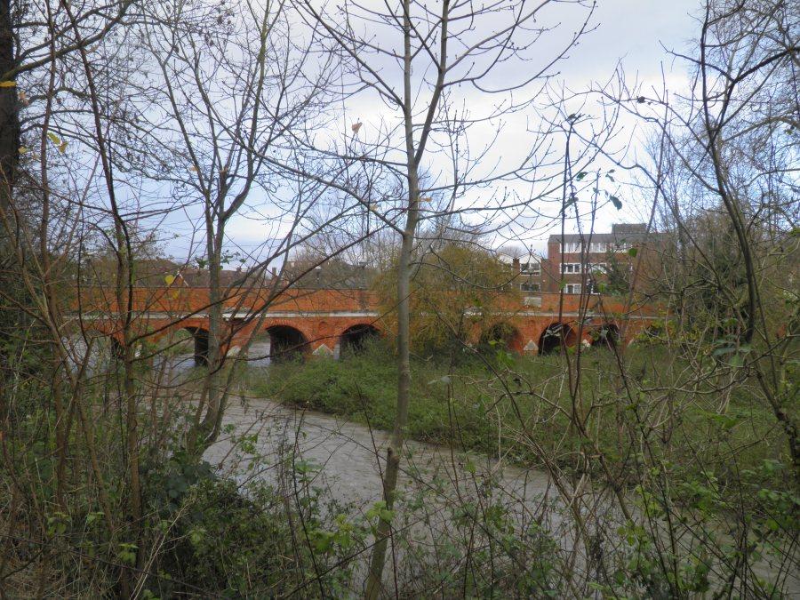 Town Bridge, Leatherhead