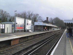 Leatherhead station