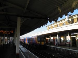 Farnham station