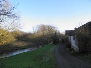 cThe Wey (North Branch) near Farnham
