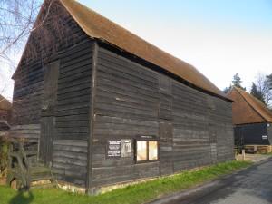 The Great Barn, Wanborough