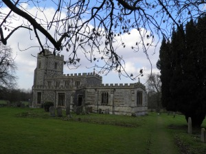 St Mary the Virgin, Drayton Beauchamp