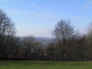 Vale of Aylesbury from Wendover Woods