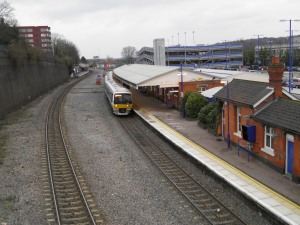 High Wycombe station