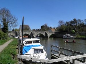 East Farleigh Bridge