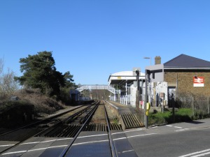 Yalding station
