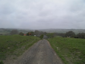 Climbing to Snaylham