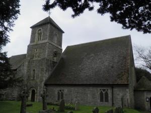Icklesham church