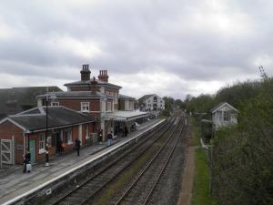 Rye station