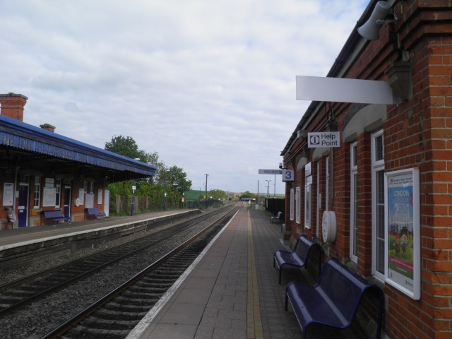 Cholsey station
