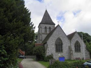 Offham church