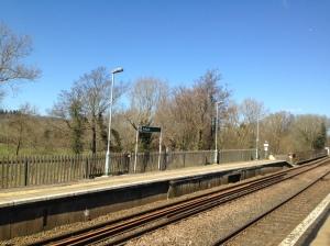 Ashurst station